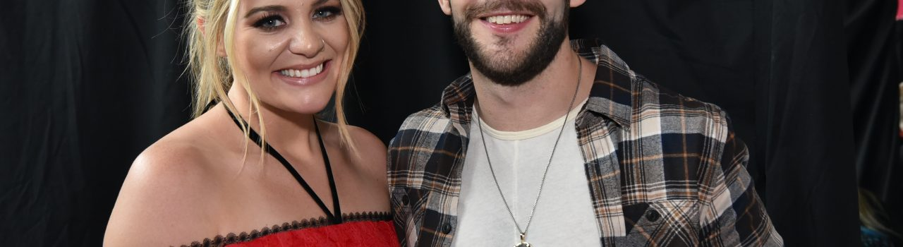 Lauren Alaina and Thomas Rhett