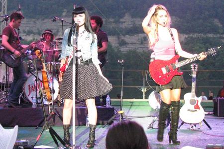 The Jane Dear Girls, July 6, 2011
