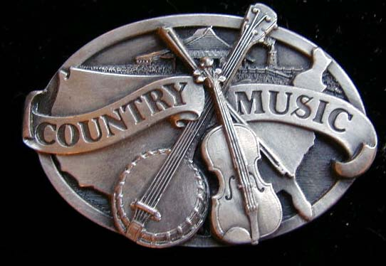Country Music  Logo