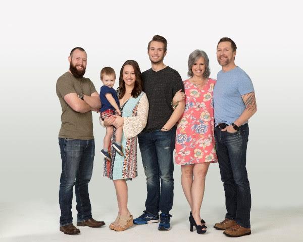 Craig Morgan Family