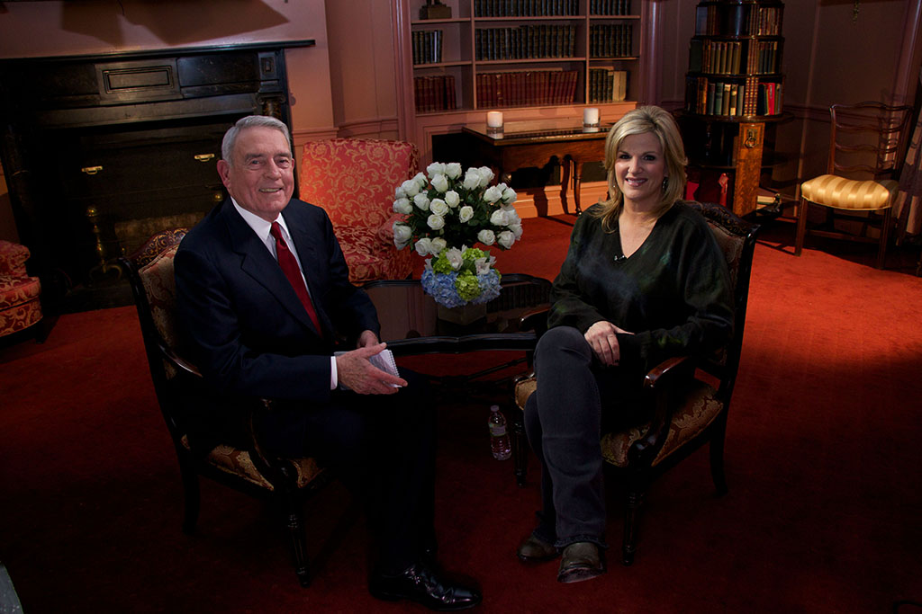 Dan Rather and Trisha Yearwood on The Big Interview April 14