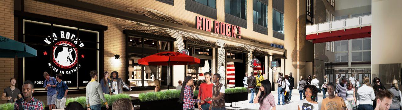 Kid Rocks Made In Detroit