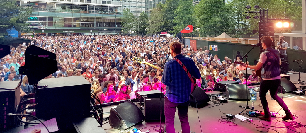 Nashville Meets London