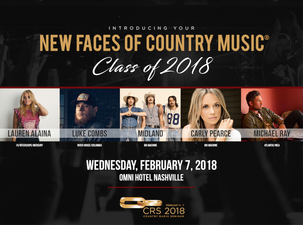 New Faces 2018
