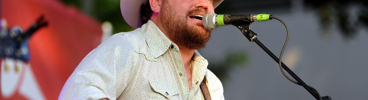 AUSTIN, TX - MARCH 16:  Randy Rogers of Randy Rogers Band performs at the Grammy Block Party during SXSW Music at the Four Seasons Hotel on March 16, 2017 in Austin, Texas.  (Photo by Sasha Haagensen/Getty Images for The Recording Academy)