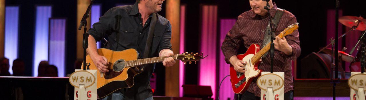 Steve and Blake