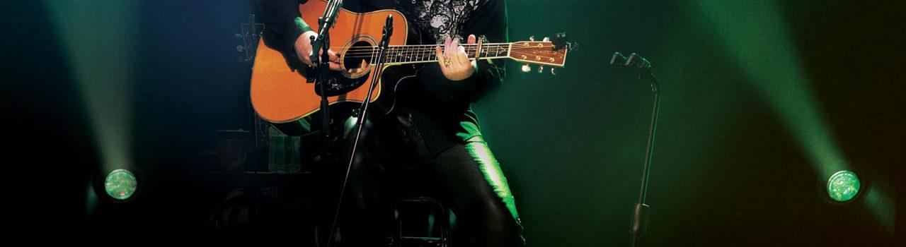 TT - A Man And His Guitar Album Cover