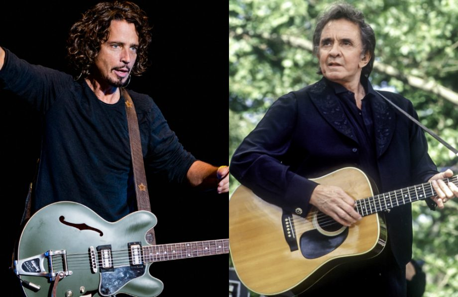 Chris Cornell Johnny Cash