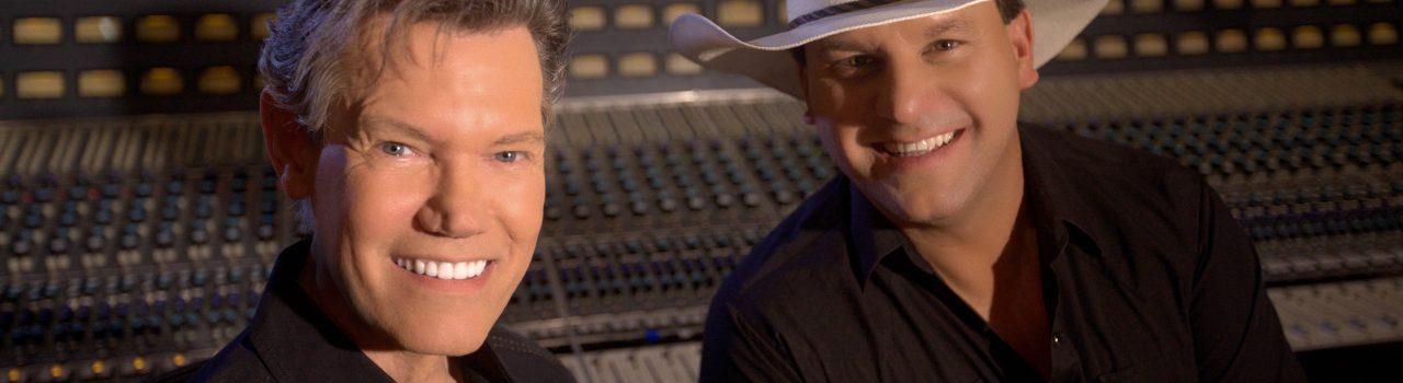 Randy Travis and Shane Owens