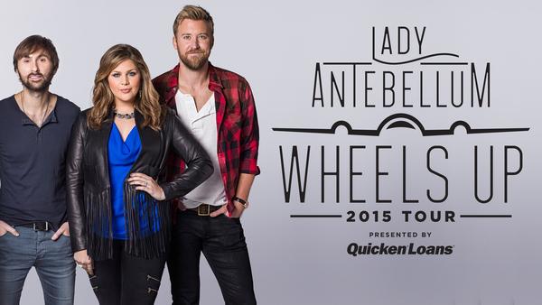 Lady A Wheels Up Tour