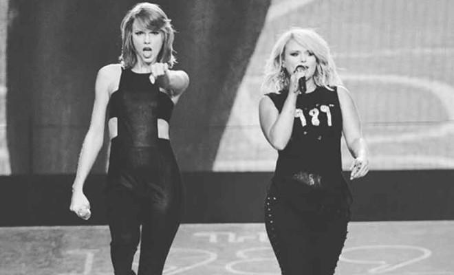 Miranda and Taylor