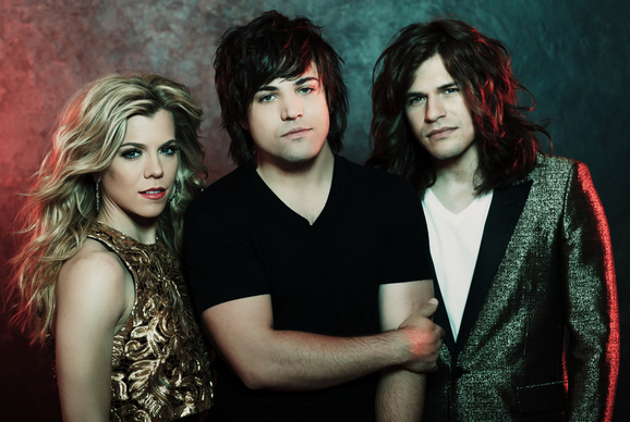 The Band Perry NYE