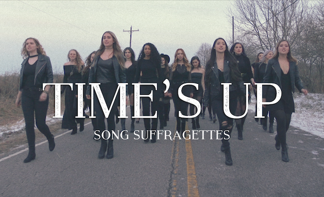 Song Suffragettes